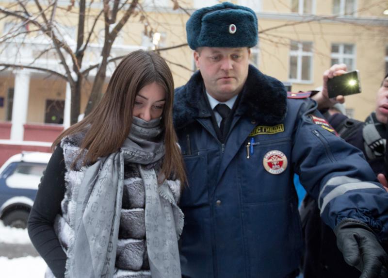 Прокуратура Москвы подала иск о лишении стритрейсерши Мары Багдасарян водительских прав