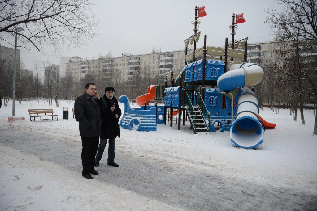 Три населенных пункта благоустроят во Внуковском в 2017 году