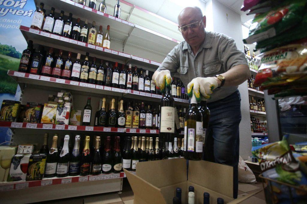 Антиалкогольные рейды ждут Новую Москву в феврале