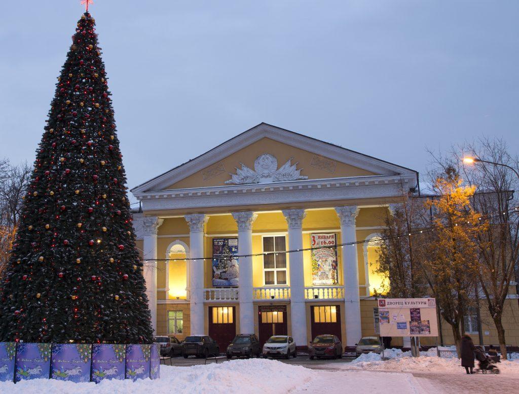 Ремонт подвального помещения во Дворце культуры в Щербинке запланирован на 2017 год