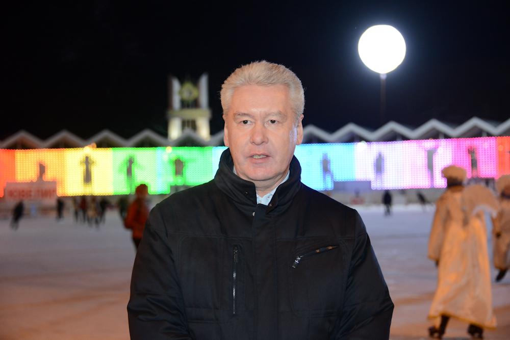 Сергей Собянин рассказал о бесплатных школах конькобежного спорта в парках Москвы
