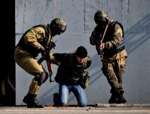 Полиция задержала банду похитителей