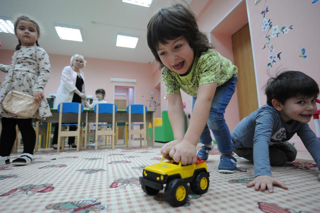 Частные инвесторы построят 6 детских садов в Новой Москве