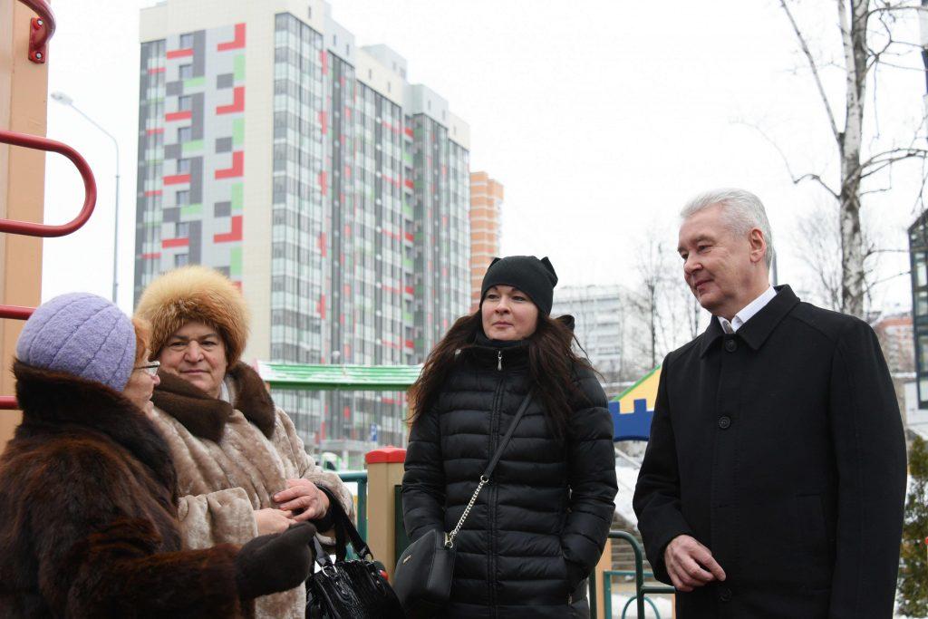 Cобянин: Программа сноса московских пятиэтажек близка к завершению