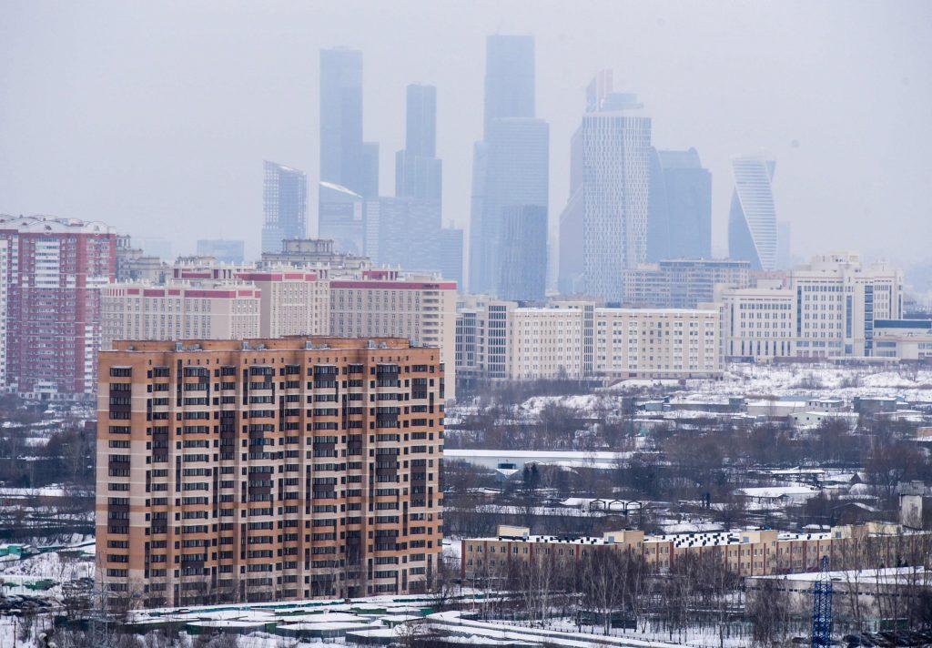 Программа сноса столичных пятиэтажек близка к завершению