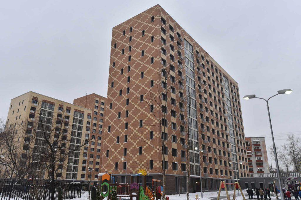 Свыше 250 тысяч «квадратов» жилья возведут в Новой Москве к апрелю