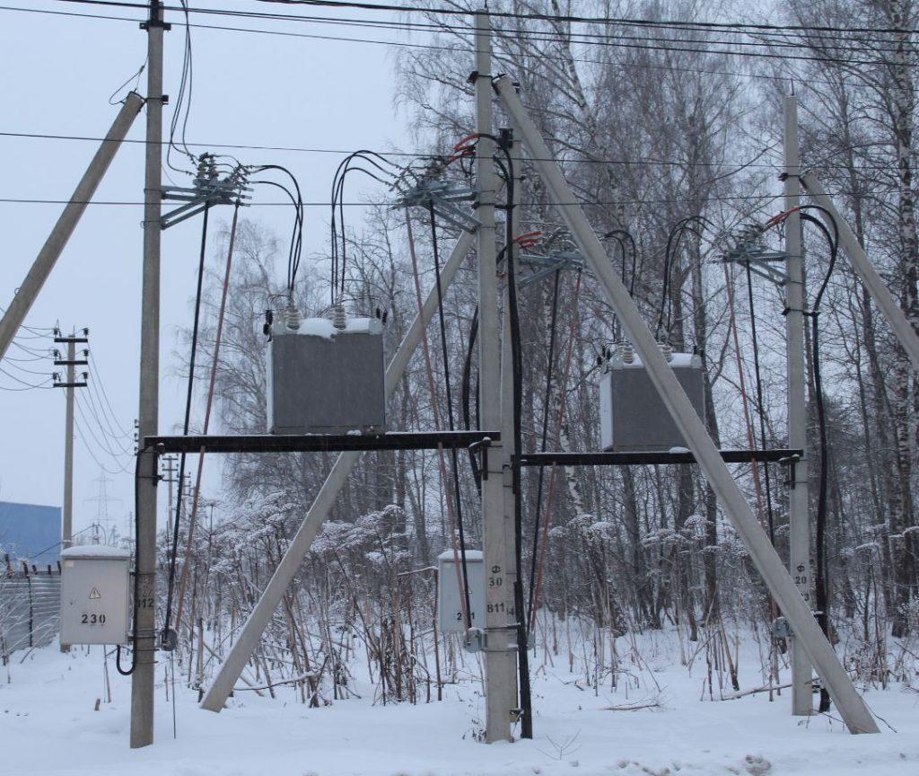 Распределительные сети Новой Москвы модернизирует электросетевая компания