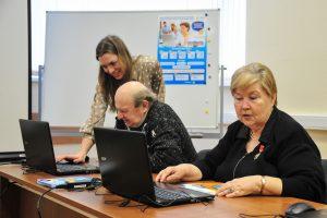 Новый компьютерный класс в ЦСО Орехово-Борисово