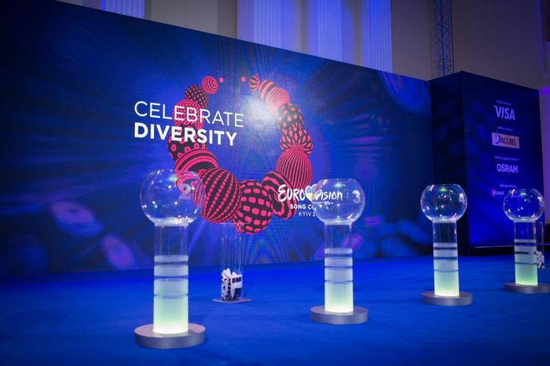 Россия примет участие во втором полуфинале Евровидения-2017