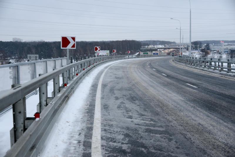 Новую автодорогу построят в Десеновском