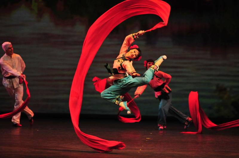 Китайский праздник весны отметят в Первомайском