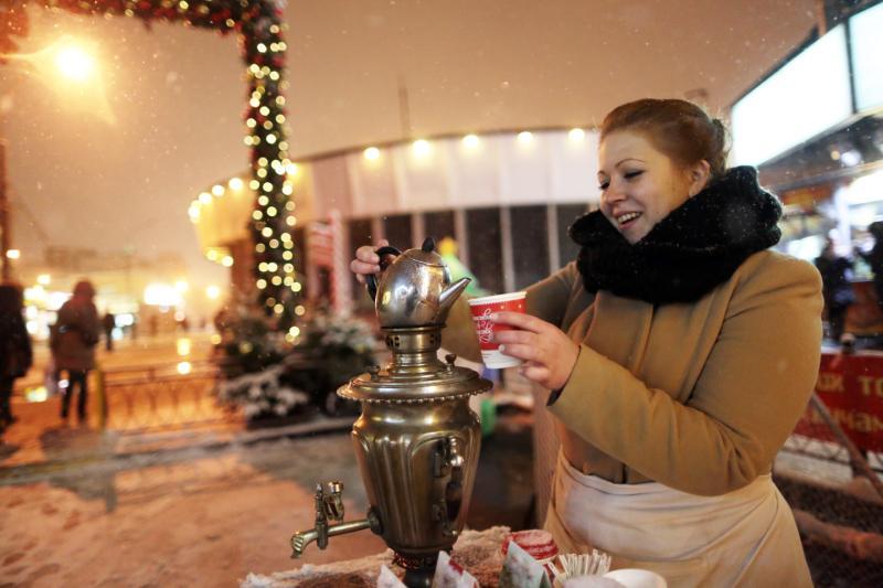 Рождественские богослужения пройдут с горячим чаем