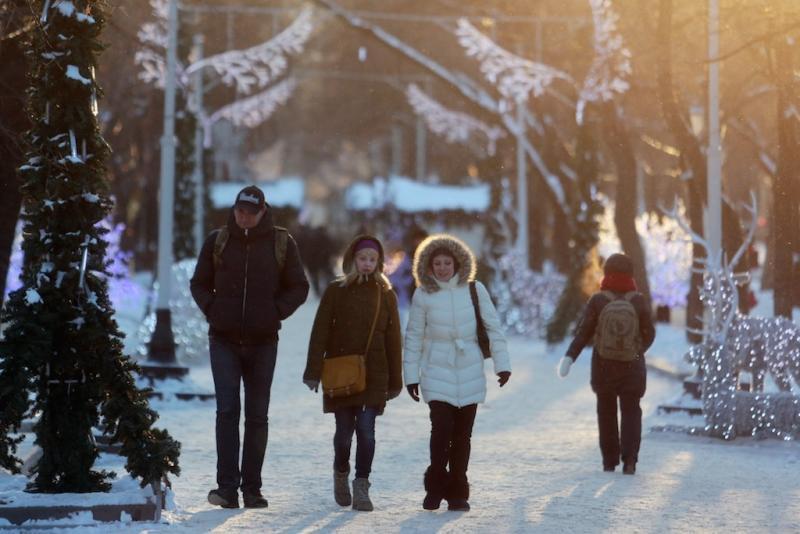 В центре Москвы разместят лучшие фото конкурса «Самая красивая страна»