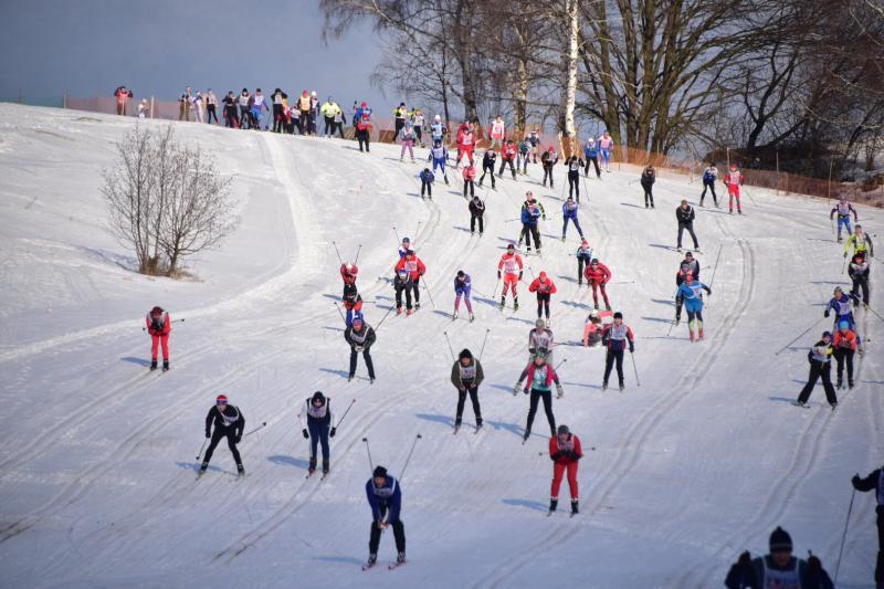 Открытое первенство по лыжному многоборью стартует в Троицке