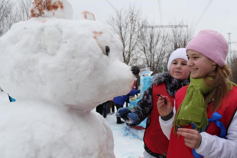 Парад снеговиков пройдет в Сосенском