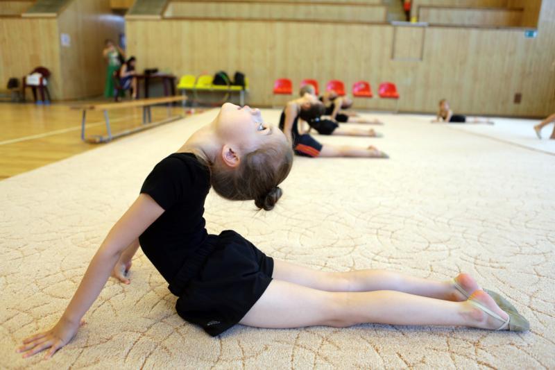 Юношеское первенство по гимнастике пройдет в Троицке