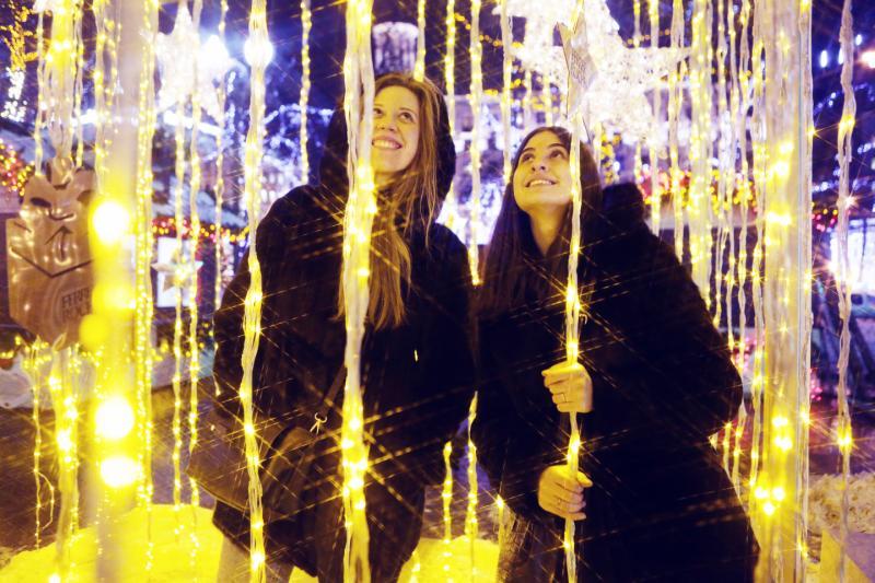 Рождественские фестивали в Москве посетили более семи миллионов человек