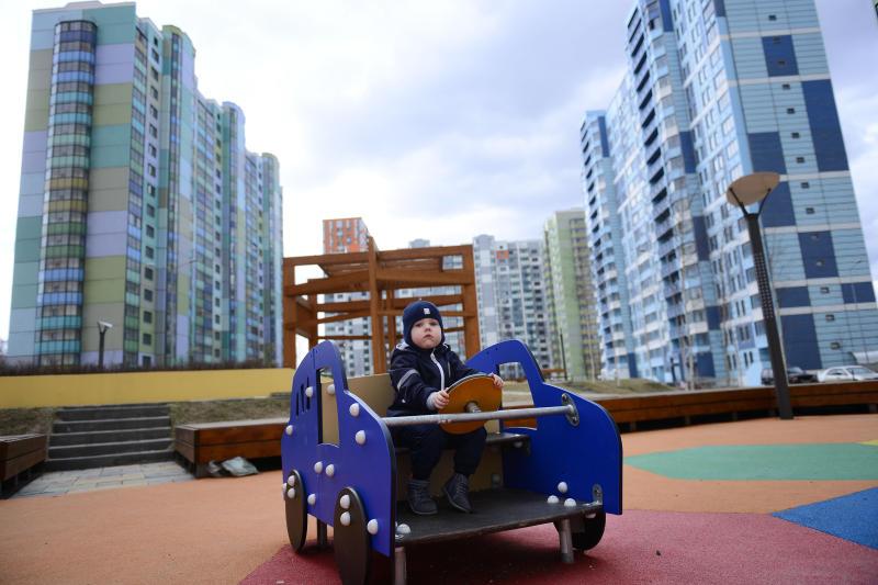 Детская площадка в Мосрентгене продолжит функционировать
