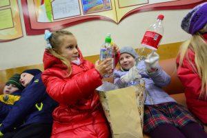 """Жители смогет сдать пластиковые крышки на переработку до конца января. Фото: архив, """"Вечерняя Москва"""""""