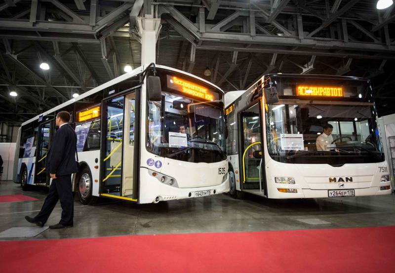 Новые электробусы протестируют в Москве