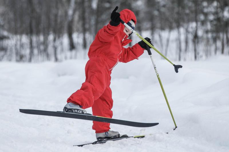 Москвичей приглашают встать на лыжи в новогодние каникулы