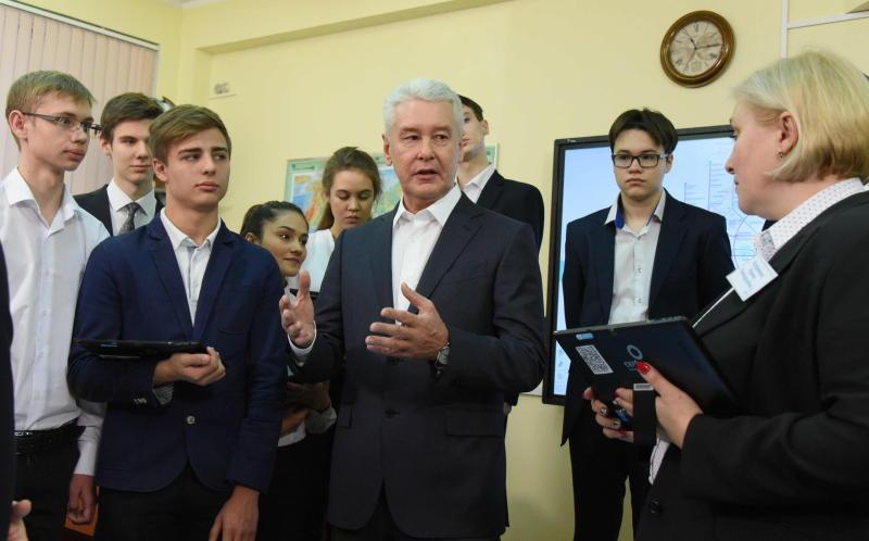 Московские школы среди лучших в мире по уровню информатизации