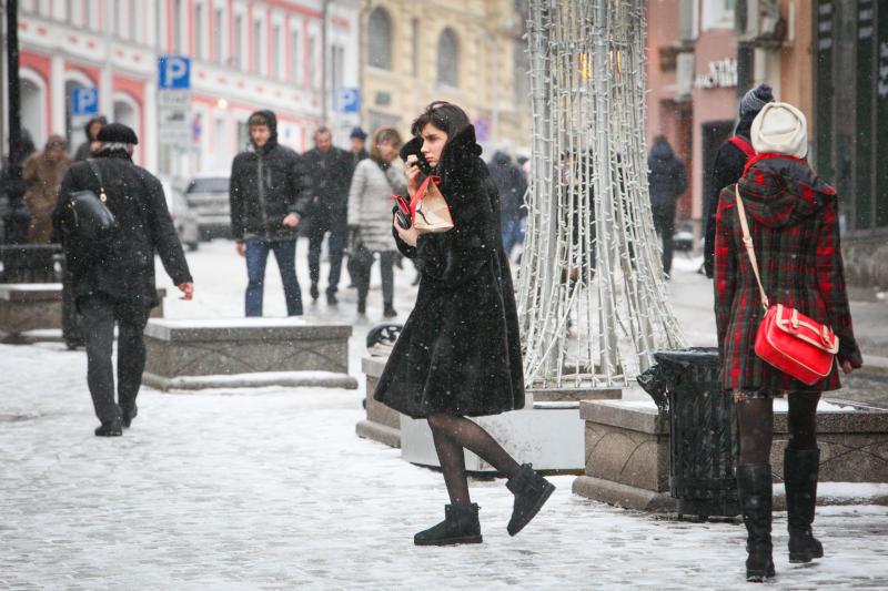 Потепление придет на смену морозам в выходные
