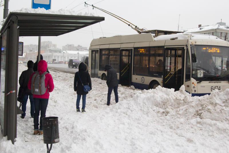 Почти тридцатиградусный мороз ожидает москвичей на Рождество