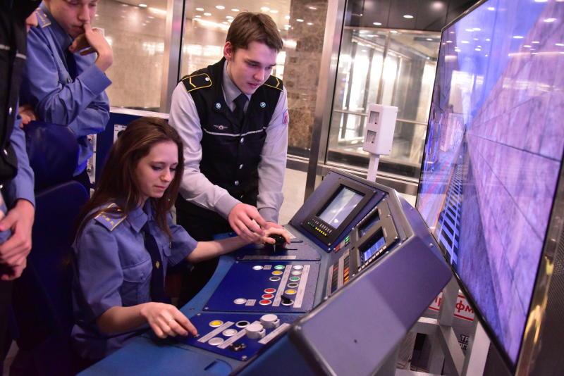 Центр профориентации метро откроется для москвичей 4 января