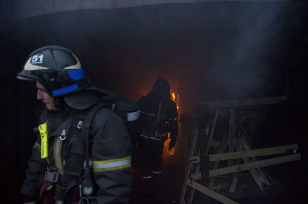 После пожара с погибшими инвалидами в Москве начали проверку