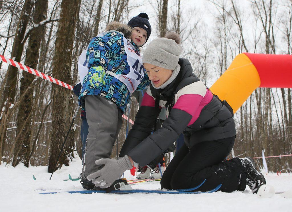 Хроники лыжного забега