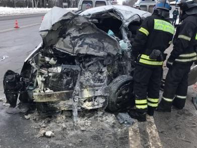 Тверской суд арестовал виновника ДТП с восемью погибшими в Новой Москве