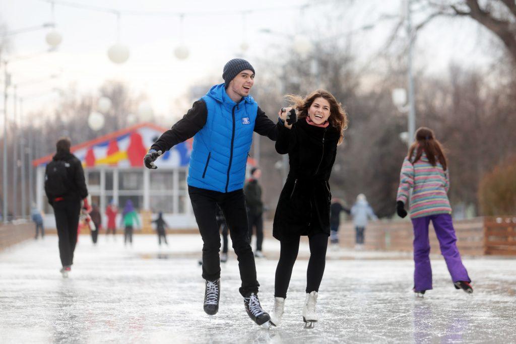 Эстафету на льду проведут молодые парламентарии Краснопахорского