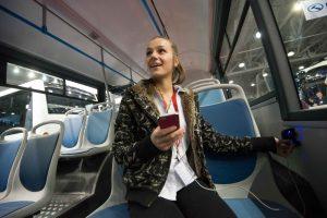 """Выставка автобусов """"Busworld Russia - 2016"""" в Крокусе экспо"""