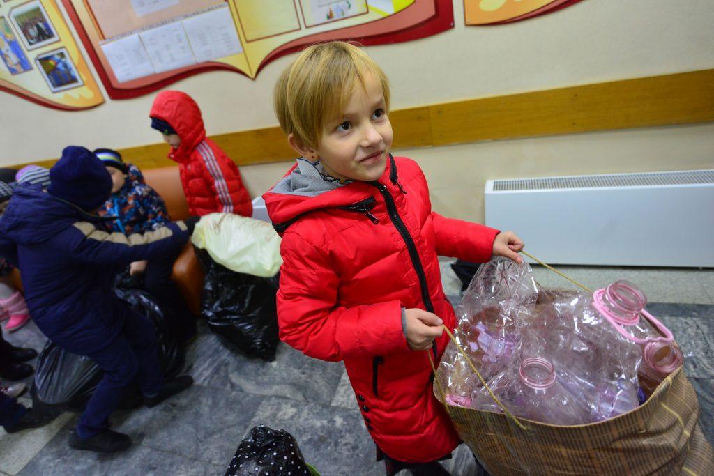 Экологические проблемы обсудят школьники в Щербинке