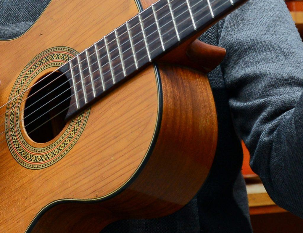 Окружной фестиваль гитаристов пройдет в Воскресенском