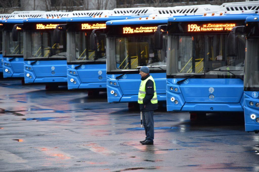 Скорректированы два автобусных маршрута в Новой Москве