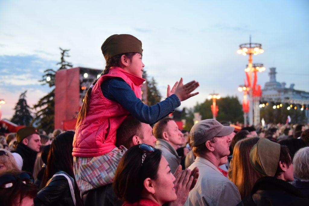 «Активные граждане» выберут программу празднования Дня победы в парках