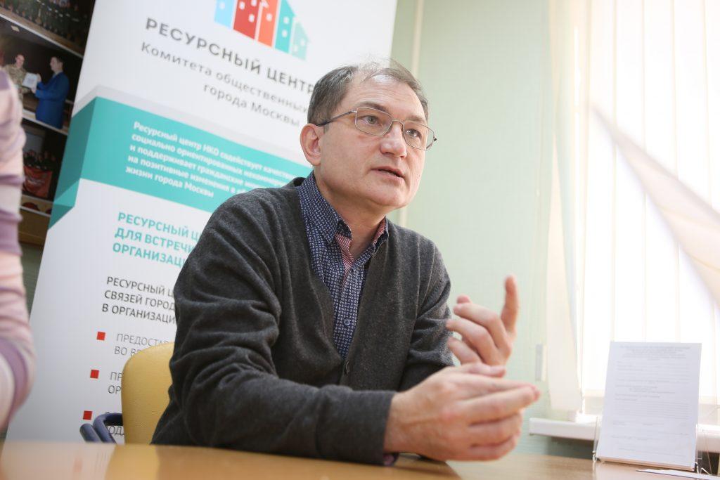 Евгений Елфимов: дружите с соседями