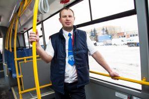 Новая форма водителей автобусов коммерческих перевозчиков от Марии Цигаль