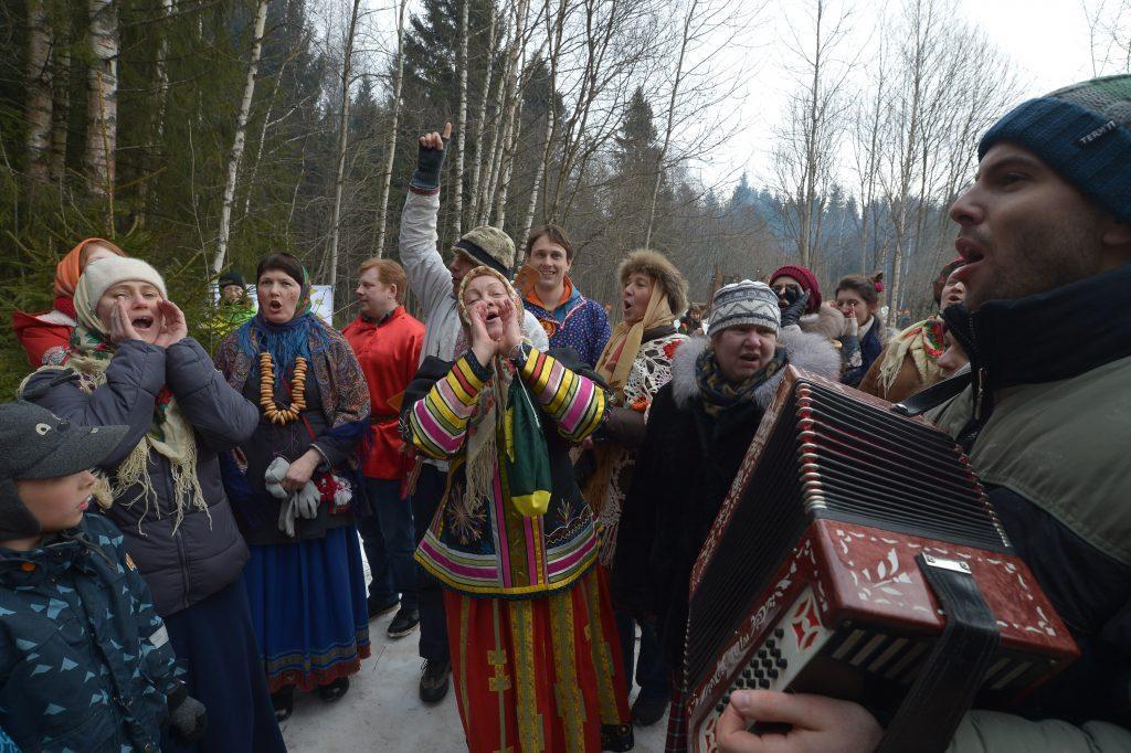 Выходные: Новую Москву ждут блины, костры и проводы зимы