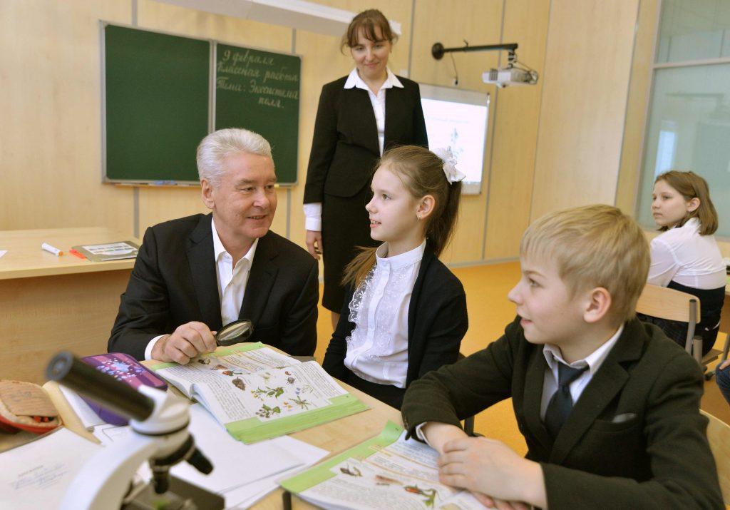 Москва получила за счет инвесторов 53 здания социальной инфраструктуры за 6 лет