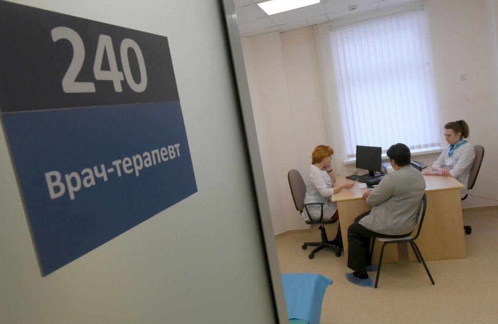 Новая поликлиника появится в деревне Пыхтино в 2018 году
