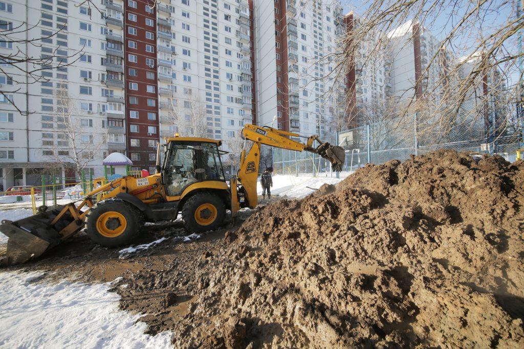 Водовод в Марушкинском построят до конца года