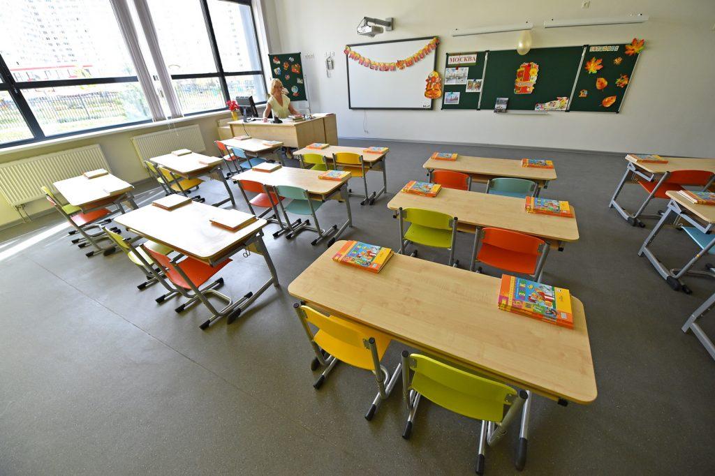 Новая Москва может получить пять новых школ за 2017 год