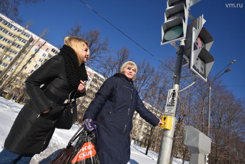 Камеры стали фиксировать нарушения водителей на переходах