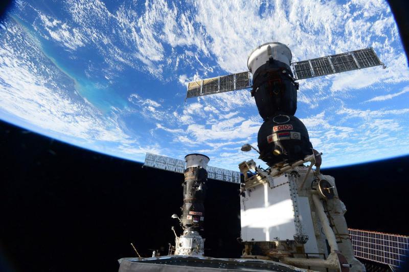 Полет МКС смогут увидеть москвичи