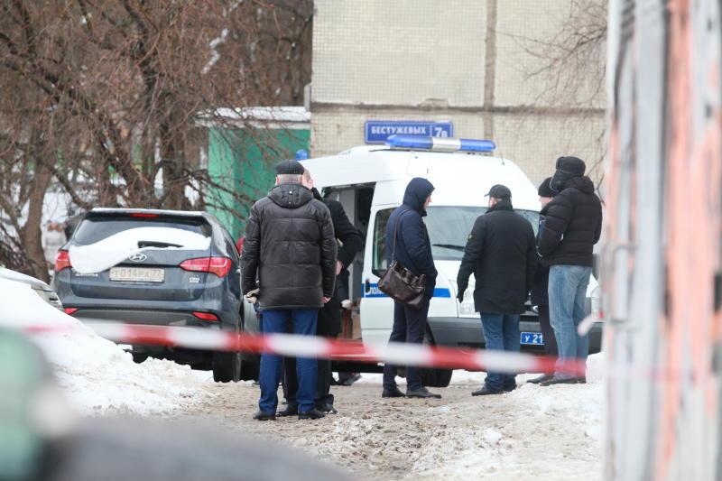 Полиция осуществляет спецоперацию по задержанию третьего участника нападения на инкассаторов