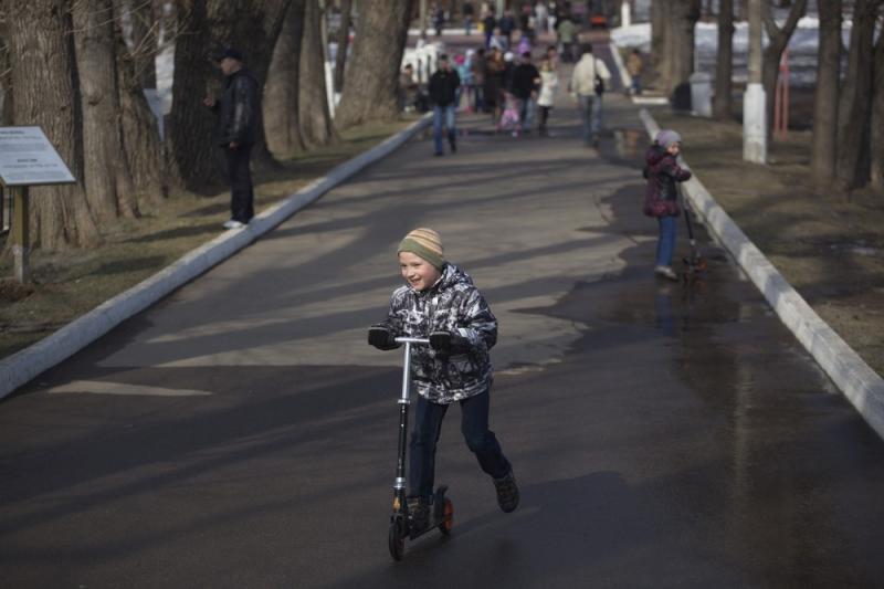 Новые скверы и велодорожки сделают в Троицке в 2017 году