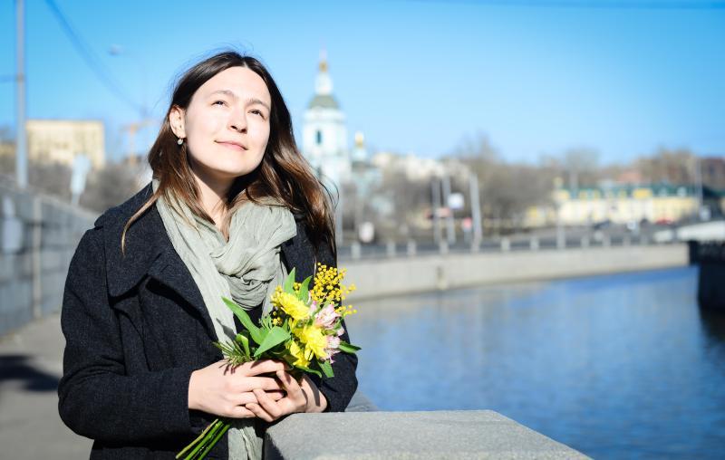 Погода в первый день весны в Москве будет аномально теплой